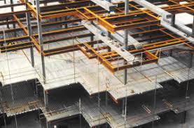مقایسه ساختمانهای فولادی و بتنی