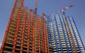 ساختمانهای فولادی