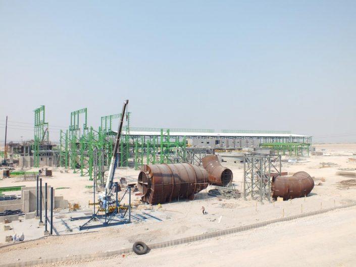 کارخانه فولاد روهینا جنوب