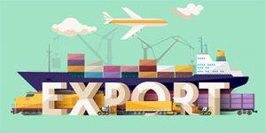صادرات آهن آلات