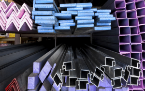 محصول نیمه تمام فولادی