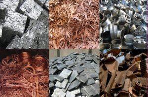 فلزات غیر آهنی