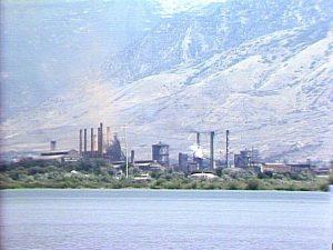 مصرف آب در صنعت فولاد